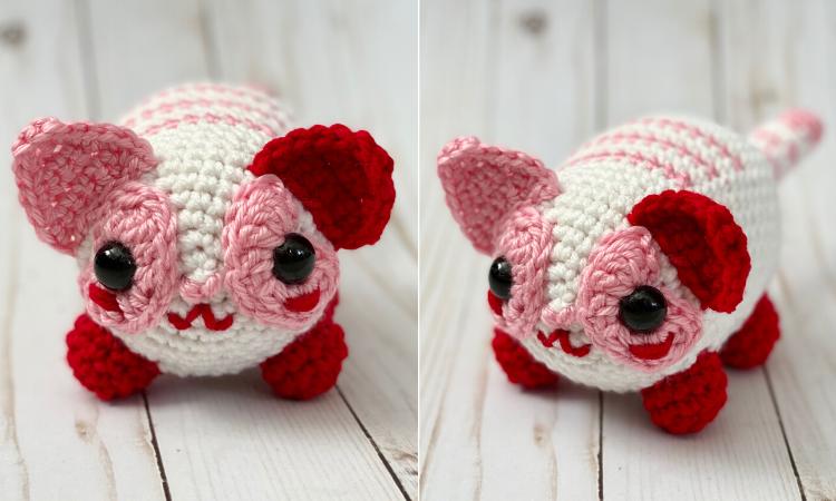 Amigurumi Cat Crochet Pattern #crochetpattern #amigurumi #ad #cat ... | 450x750