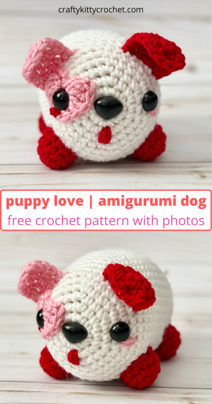 25 Free Amigurumi Dog Crochet Patterns to Download Now! | 800x420